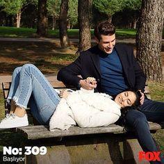 Dikkat! Yeni bölüm yüksek doz romantizm ve balayı macerası içermektedir.  No: 309 şimdi FOX'ta. #sürprizbalayı  #sendegelFOXa #FOX #FOXTurkiye #yenibölüm #şimdi #başlıyor #dizi #lalon #No309 #çarşamba