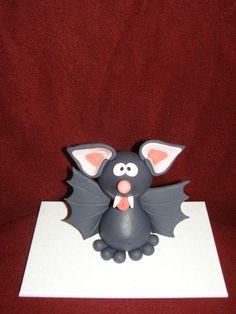 Bat fondant- figure.