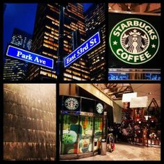 53rd & Park #Starbucks #NYC #Midtown