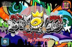 """Des sérigraffitis """"Smile"""" pour tous !Amigazoom !  Lancez-vous dans la création de votre graff """"Smile"""" avec l'un de nos alphabets graffititi. https://www.facebook.com/origazoom/ Cliquez ci-dessous pour inscrire votre prénom et soyez patient ! https://espacedefis.com/tag-ton-prenom/inscription.html N'hésitez pas à aimer et partager ma page à fond !"""