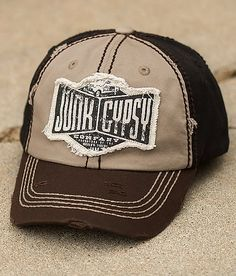 Junk Gypsy Raw Edge Hat at the Buckle