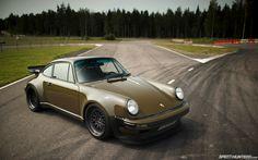 Youngtimer Porsche 911 turbo