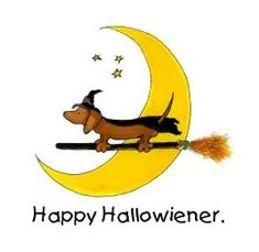 Happy Hallowiener.
