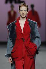 Marcos Luengo en la Mercedes-Benz Fashion Week Madrid Febrero 2017 - Ediciones Sibila (Prensapiel, PuntoModa y Textil y Moda)