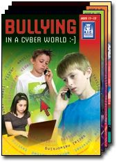Helping children with cyber bullying The blackline masters cover the following: What is bullying?, Forms of bullying, Cyber bullying, Targets of bullying, Effects of bullying, Who bullies and why?, Dealing with bullying, and Preventing bullying. Bullying in a Cyber World can be used to supplement your schools anti-bullying policy or in conjunction with its values program.