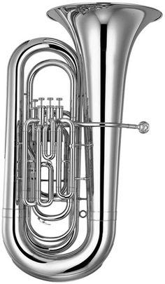 Silver Plated Tuba....<3