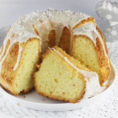 Sand Cake, Easter Dinner, Food Cakes, Bon Appetit, Cake Recipes, Food And Drink, Bread, Cookies, Meals