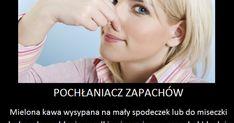 Poradnik - Super trik na domowy pochłaniacz zapachów