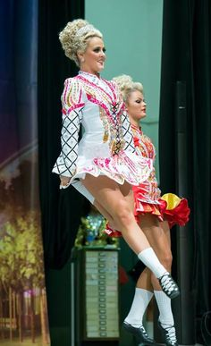 Suzanne Coyle 2014 - lovely to see these senior ladies still dancing!