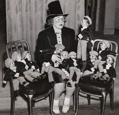 Photo from book: I'M WITH DUMMY Vent Figures and Blockheads by JIM LINDERMAN