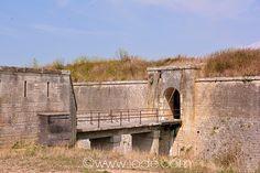 INSULAIRE #4 île MADAME : fort de l'île madame