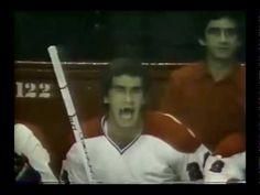 Bruins - Canadiens rough stuff 5/23/78 Hockey Stuff, National Hockey League, Montreal, Boston, Canadian Horse