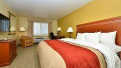 ComferInnandSuits Alamosa Hotel Room 3