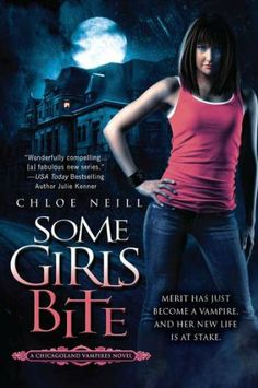 Some Girls Bite (Chicagoland Vampires, Book 1) by Chloe Neill,http://www.amazon.com/dp/0451226259/ref=cm_sw_r_pi_dp_LLBVsb05RAWQN3EB