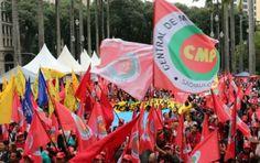 Para lembrar o Dia Nacional de Políticas Públicas, manifestações exigem o fim do governo Temer e eleições diretas. Em São Paulo, marcha vai ao Ministério Público, reafirmar que 'lutar não é crime'