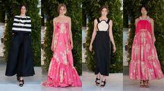 Delpozo Primavera-Verano 2014   New York Fashion Week
