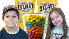 JOHNY JOHNY Yes Mama - Learn Your Colors with M&M Colors  Educational Vi...