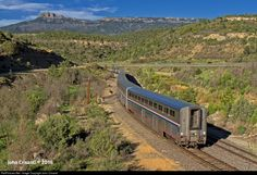 RailPictures.Net Photo: N/A Amtrak Superliner Coach at Gallinas, Colorado by John Crisanti