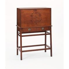 Cabinet on stand, 1891 - Ernest Gimson