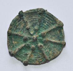 Amlash bronze ring 3, 1st millenium B.C. Private collection