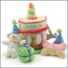 ...very cute.. puppy birthday toy...