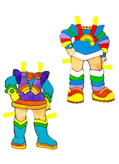 rainbow Brite pd's - Carol Starks - Picasa Webalbum* The International Paper Doll Society by Arielle Gabriel for all paper doll and paper toy lovers. Mattel, DIsney, Betsy McCall, etc. Join me at #ArtrA, #QuanYin5 Linked In QuanYin5 YouTube QuanYin5!