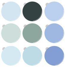 Haint Blue Color Collection