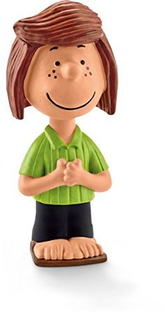 From 3.49 Peanuts Schleich Peppermint Patty Toy