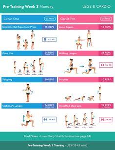 Workout by Pexoxacin