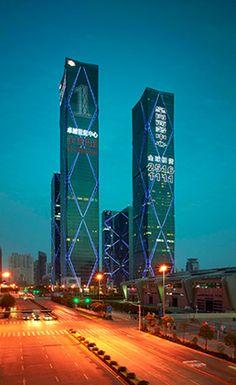 Shenzhen Excellence Century Center    Shenzhen, China, PRC