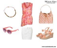 Buenos días!! Hoy un look lleno de alegría y buenas vibraciones, http://wardrobeweb.com/wardrobe-sensational-look/ a por el martes chic@s!!  #moda #fashion #dress