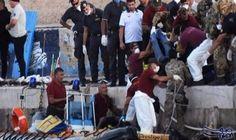 مهاجرون تونسيون يُضربون عن الطعام لمنع ترحيلهم القسري في إيطاليا: أعلن مهاجرون تونسيون غير شرعيين السبت، إضراباً عن الطعام في مركز إيواء…