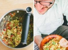Tequila Spiked Guacamole. Must. Make. This.