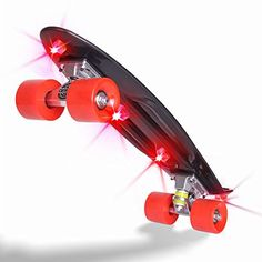 Recommended best gifts for 14 year old boys - selected carefully for popularity and age appropriate. 14 Year old boys want the coolest gifts of the year ! Skateboard Light, Skateboard Party, Pond Decorations, Bicycle Party, Cool Gifts, Best Gifts, Pumpkin Lights, 14 Year Old, Old Boys