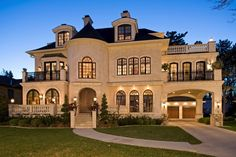 Huge house! Get inspired by Confident Living.