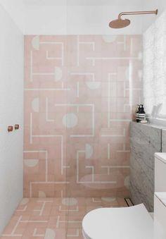 Banheiro Rosa: 60 Projetos E Fotos Que Se Inspiraram Na Cor