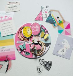 Crafty by AgnieszkaBe: I-Kropka I Card, Sisters, Girly, Crafty, My Love, Cute, Kids, Women's, Young Children
