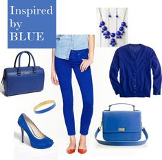 Inspired by Cobalt Blue