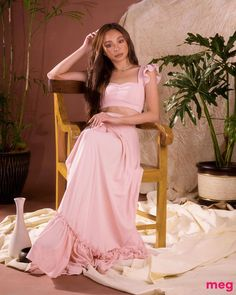 found herself at the center of the world she has always dreamed of belonging in. At long last, she shined. (See the full… Filipina Actress, Lucky 7, Star Magic, Arab Fashion, Talent Show, Bridesmaid Dresses, Wedding Dresses, Debut Album, Magazine