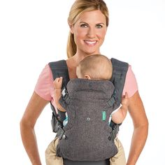 Flip 4-in-1 Convertible Baby Carrier – Infantino