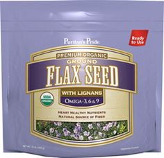 Buy Organic Cold Milled Ground Flax Seed 15 oz Bag & other Flaxseed Oil. Alpha Linolenic Acid (Omega- and Linoleic Acid are two fatty acids important for cellular, heart & metabolic health. Heart Health Supplements, Sources Of Fiber, Ben And Jerrys Ice Cream, Healthy Tips, A Food, Seeds, Organic