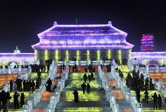 Harbin Ice and Snow Sculpture Festival - Photos - The Big Picture - Boston.com