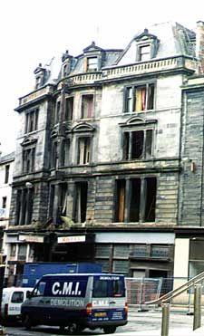 The George Hotel, Buchanan St Old Pictures, Old Photos, Glasgow Architecture, Glasgow Museum, Glasgow Scotland, Tourist Information, Old Building, Street View, City