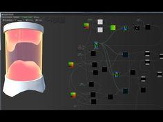 Lava Lamp shader tutor - YouTube