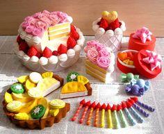 Resultado de imagen para FELT CAKE