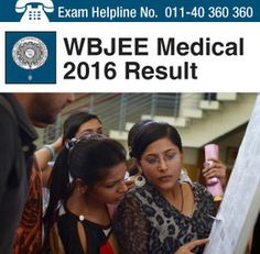 WBJEE+Medical+2016+Result