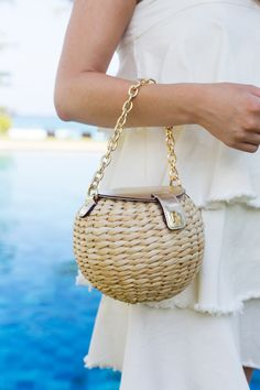Summer Purses, Summer Bags, Sisal, Round Straw Bag, Tribal Bags, Wooden Bag, Boho Bags, Craft Bags, Summer Accessories