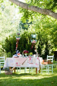 summer....garden...party