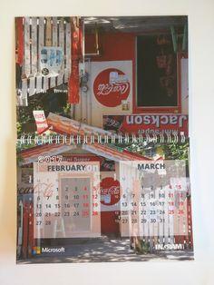9 And 10, Calendar