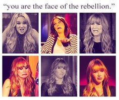 The Face of Rebellion